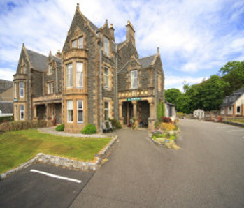 Glenrigh Bed and breakfast Oban