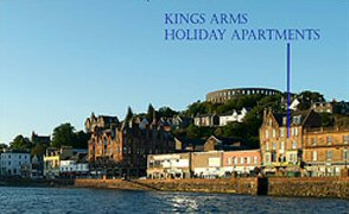 Kings Arms Apartments Oban